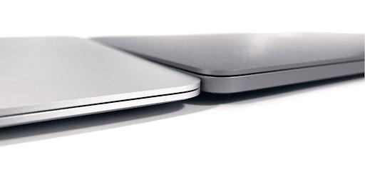 Дизайн McBook Air M1