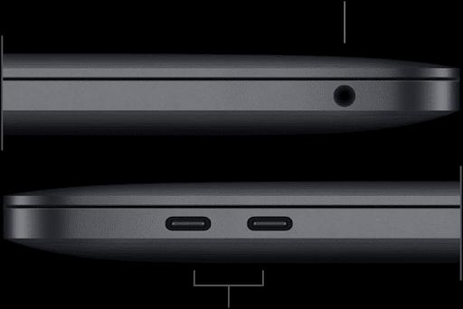 Порт McBook Air M1