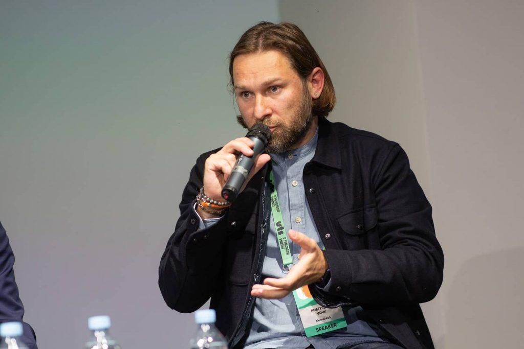 Ростислав Вовк, глава набсовета и совладелец компании Kormotech
