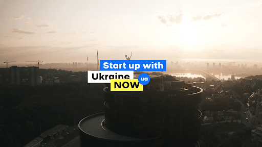 Change Your Perspective — Start Up With Ukraine NOW