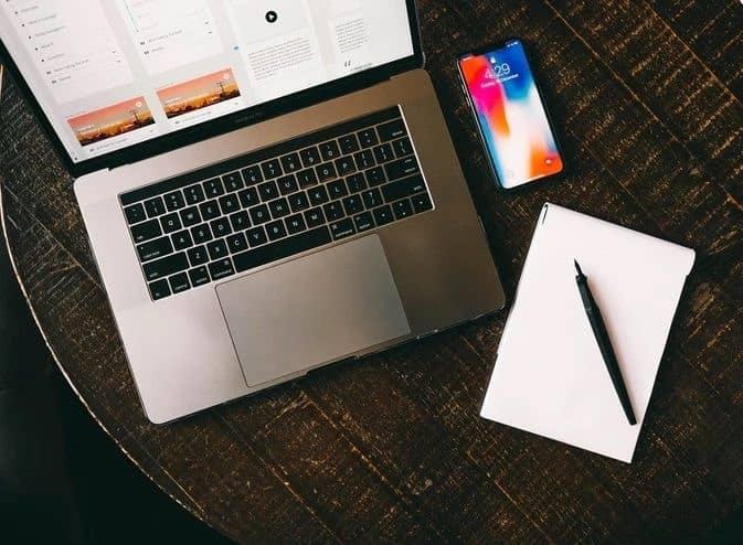 ноутбук для инстаграм-бизнеса